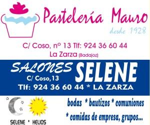 Pasteleria Mauro y salon Selene